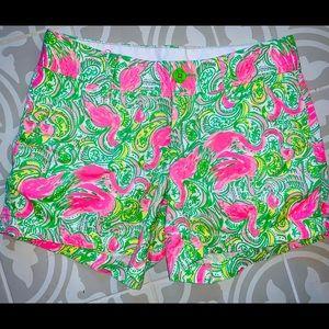 Lilly Pulitzar Callahan shorts size-0